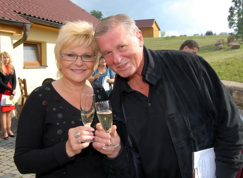 Miladka a Laďa Kerndlovi